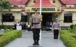 Polres Sukamara Terjunkan 32 Personel Dalam Operasi Lilin 2018