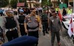 Bupati Seruyan Pimpin Apel Gelar Pasukan Operasi Lilin Telabang 2018
