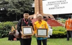 Tujuh Sekolah di Kotawaringin Barat Terima Penghargaan Adiwiyata Nasional