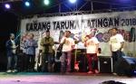 Plt Camat Katingan Hilir Buka Festival Musik Karang Taruna
