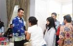 Tahun Pertama Wakil Bupati Barito Utara Gelar Open House Natal