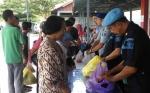 340 OrangKunjungiRutan Palangka Raya di Hari Kedua Natal