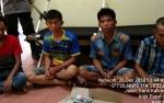 Asyik Main Judi Kartu di Teras Rumah, Empat Pria Diciduk Polisi