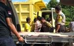 Tidak Ditemukan Tanda Kekerasan di Jasad Sopir Truk