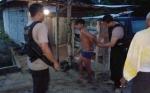 Gedor Rumah Warga, Pemuda Mabuk Diamankan Polisi