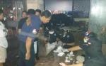 Polda Kalteng, BNNP, TNI, Dan Satpol PP Razia di Tempat Hiburan Malam, 4 Orang Positif