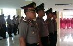 59 Personel Polres Kapuas Naik Pangkat
