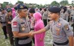 732 Anggota Polda Kalteng Naik Pangkat, 8 Perwira ke Kombes