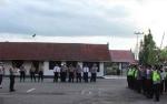 Ratusan Personel Gabungan Amankan Malam Tahun Baru di Barito Selatan