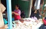 Harga Daging Ayam Potong di Kasongan Masih Tinggi