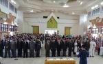 Bupati Lantik 303 Pejabat Pemkab Barito Selatan