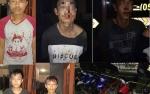 Polres Bartim Tangkap 5 Pelaku Curanmor, Dua Tersangak Ditembak