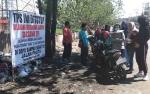 TPS Perempatan Jalan Suprapto - Pelita Timur Ditutup, Masyarakat Harus Buang Sampah di Depo