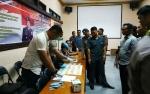 Perangi Narkoba, Puluhan Anggota Polres Kotim Dites Urine