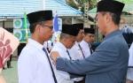 Lima Pegawai Kemenag Barito Utara Dapat Penghargaan Satyalancana Karya Satya