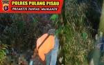 Buruh Sawit Asal Pacitan Tewas Dibunuh Rekan Kerjanya di Pulang Pisau