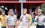 Ini Pesan Wakapolres Kapuas saat Safari Umat Hindu di Pura Banjar Satya Dharma