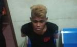 Anak Punk Ini Diamankan Polisi Lantaran Aniaya Temannya