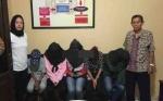 Ngelem Dekat Masjid, Empat Anak Perempuan dan Seorang Laki-laki Diamankan Polisi