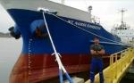 Motor Tanker Namse Bangdzod Hilang Kontak Setelah Berlayar Dari Pelabuhan Sampit
