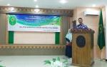 Wakil Bupati Hadiri Pencanangan Pembangunan Zona Integritas Menuju Wilayah Bebas Korupsi