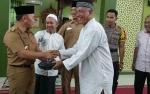 Gubernur Kalteng Serahkan Bantuan untuk Masjid Al Aqsa
