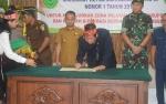 Penandatanganan Pakta Integritas Wujudkan Zona Bebas Korupsi