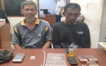 Dua Warga Sampit Ditangkap karena Sabu