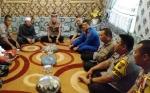 Irwasda Polda Kalteng Bersilaturahmi ke Kediaman Pengasuh Pondok Pesantren Darul Amin