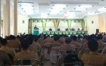 DPRD Lamandau Gelar Rapat Paripurna Perdana