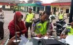 Satlantas Polres Barito Utara Tilang 17 Pengendara