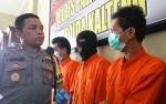 Polisi Buru Pemasok Sabu untuk Lintar