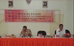 KPU Barito Selatan Gelar Sosialisasi untuk Kelompok Pemilih Perempuan