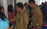 Sekda Katingan Salurkan Sumbangan Sembako untuk Narapidana Lapas Narkotika Kasongan
