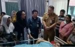 Video Kunjungan Istri Gubernur Kalteng Sebelum Titi Wati Operasi