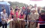Bupati Seruyan Resmi Gedung Sentra Industri Kecil Menengah di Desa Bangun Harja