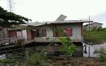 Wilayah Kecamatan Jelai Dilanda Puting Beliung