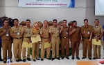 Kades Sabuh Terpilih Sebagai Ketua APDESI Barito Utara