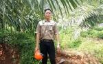 Setelah Jadi Sarjana Pertanian Kelapa Sawit, Tiwaldi akan Pulang Kampung di Lamandau