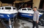 Dua Unit Speed Boat Bantuan Mabes Polri Tunjang Kegiatan Bhabinkamtibmas