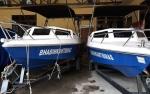 Polres Kapuas Dapat Bantuan Dua Speed Boat Dari Mabes Polri