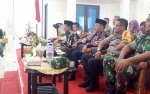 Pemkab Sukamara Ikuti Video Conference dengan Gubernur Kalteng
