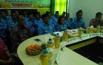 Bupati Pulang Pisau Video Conference dengan Gubernur Kalteng