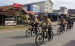 Patroli Bersepeda Efektif Cegah Kejahatan
