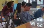 Satpol PP Amankan Siswa SMA Bolos di Barak