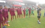Tim Kalteng Putra Latihan Perdana di Stadion Tuah Pahoe, Sudah Ada 11 Pemain