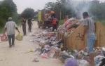 Camat Katingan Tengah Apresiasi Warga Bantu Bersihkan Sampah