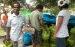 Harga Isi Ulang Gas Elpiji 3 Kilogram di Sukamara Capai Rp43 Ribu
