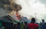 Ini Kronologis Kebakaran Ludeskan 5 Bangunan dan 3 Sepeda Motor di Kapuas