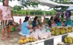 Kuala Kurun Banjir Buah Lokal